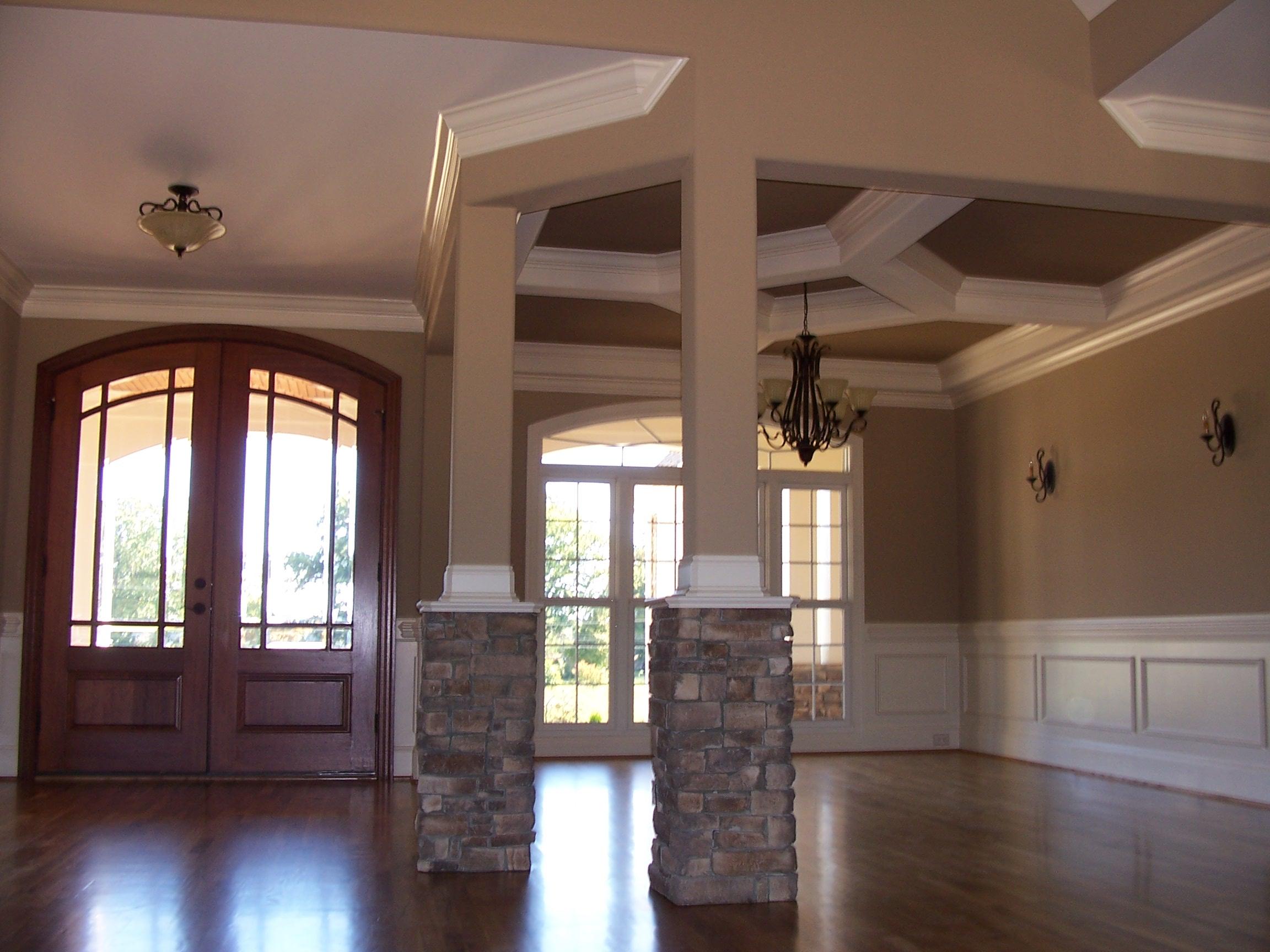 interior house paint photo - 3