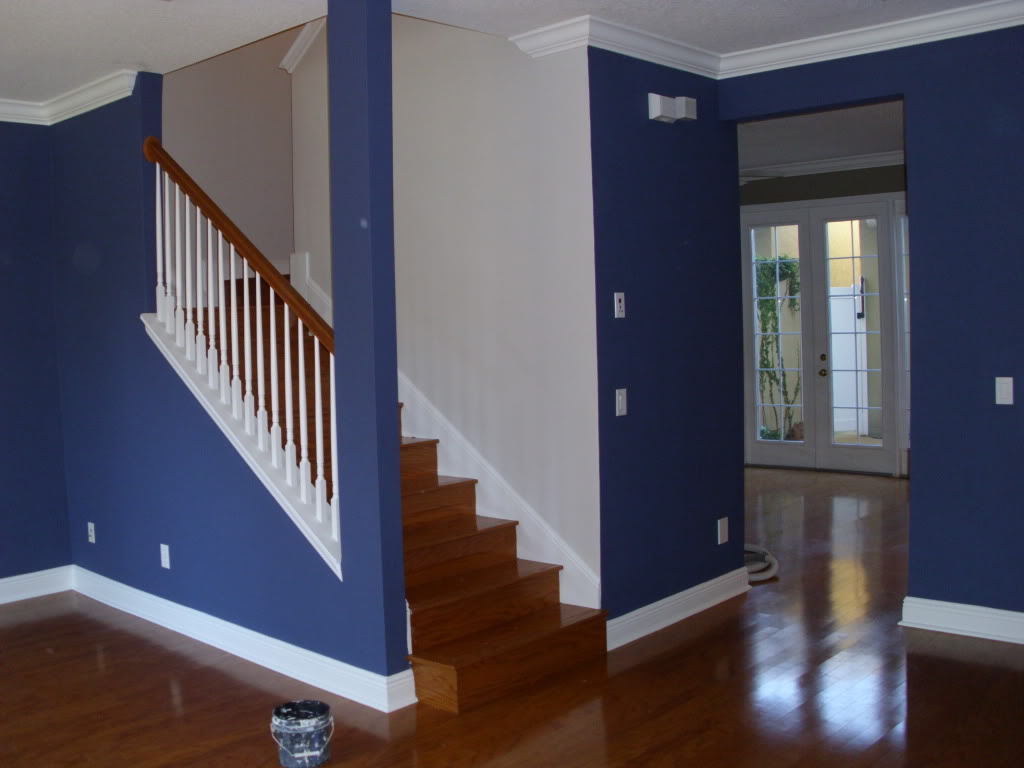 interior house paint photo - 5