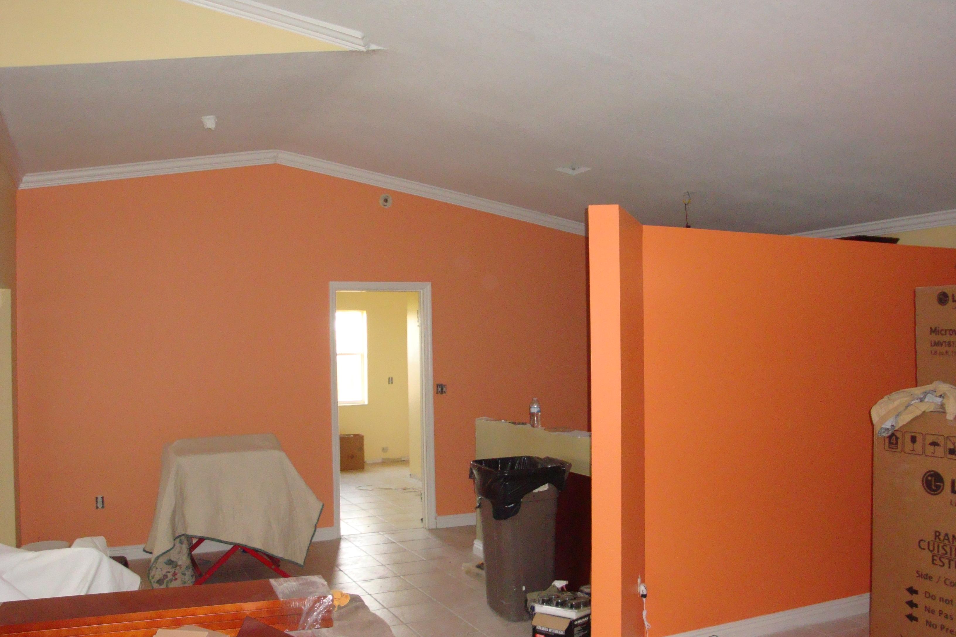 interior house paint photo - 6