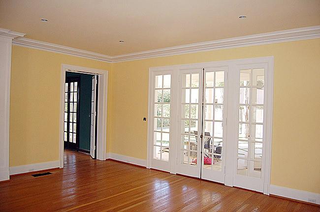 interior house paint photo - 8