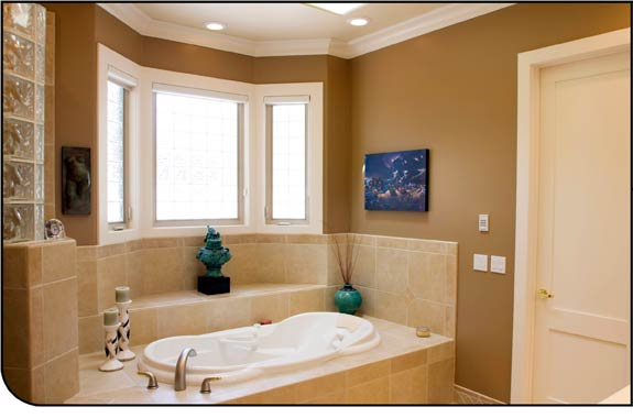 interior house paint examples photo - 10