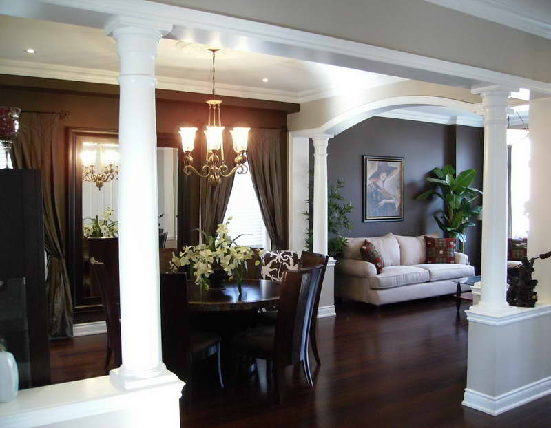 interior house paint examples photo - 4