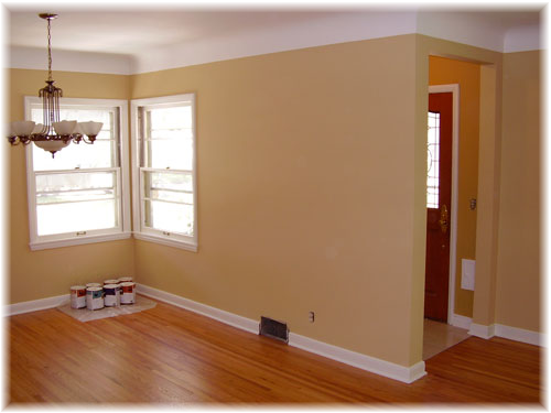interior house paint examples photo - 7
