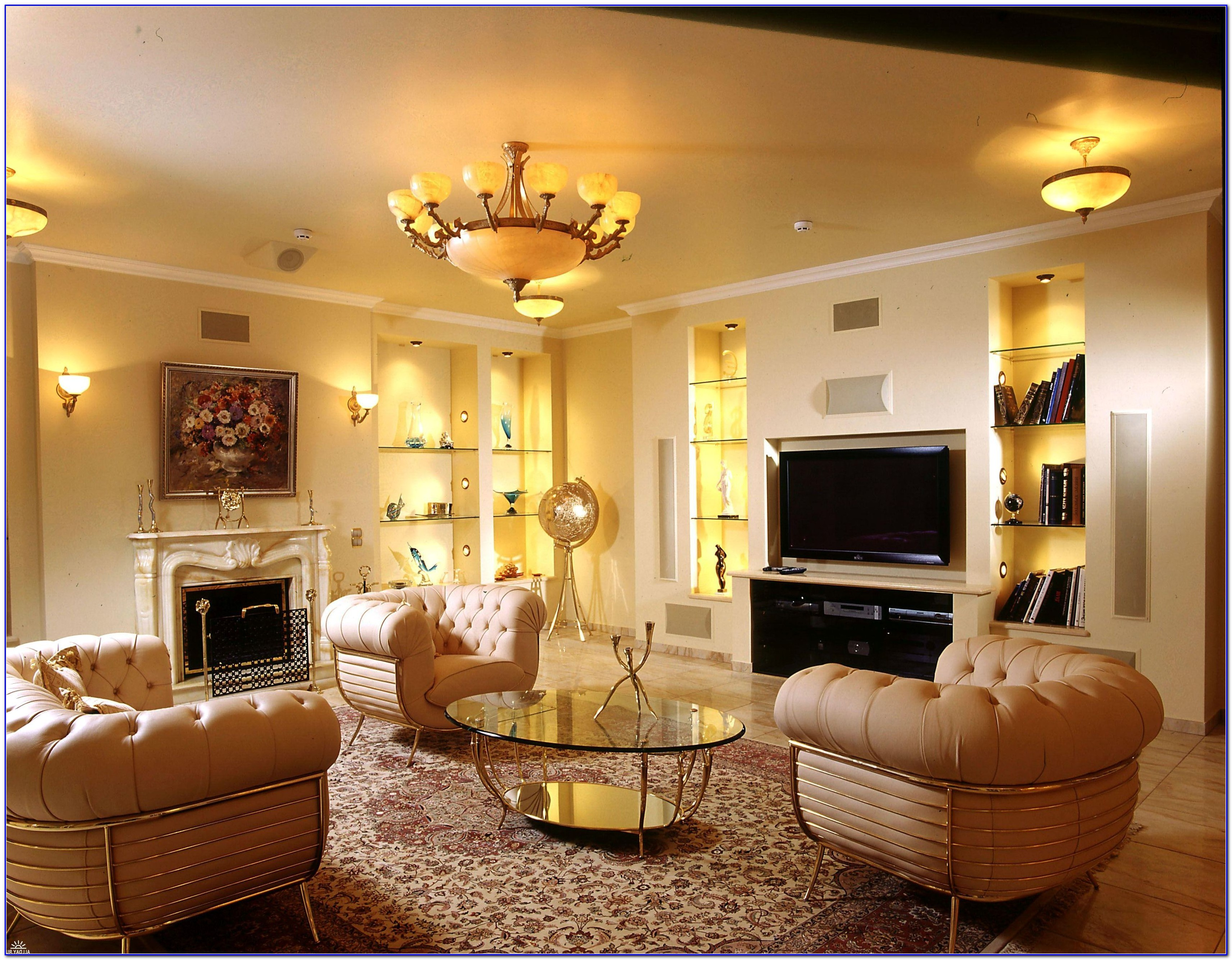 interior house paint examples photo - 8