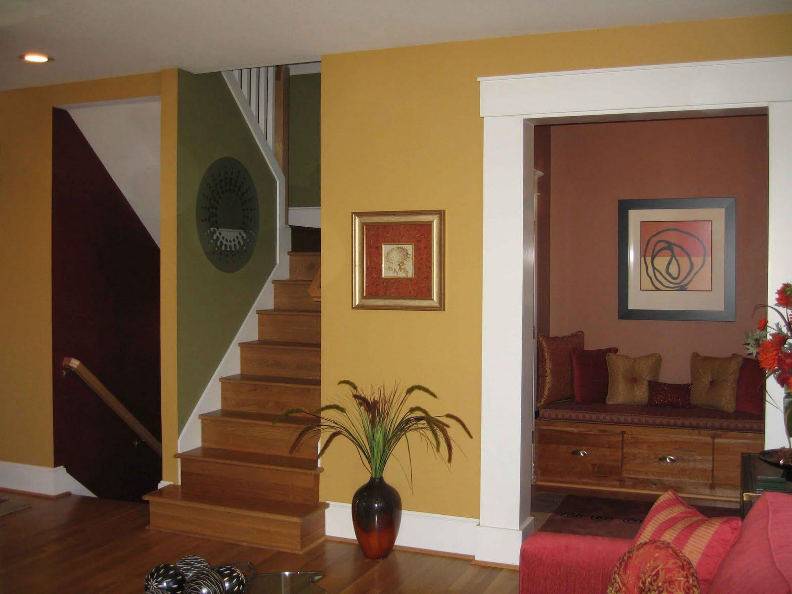 interior house paint schemes photo - 2