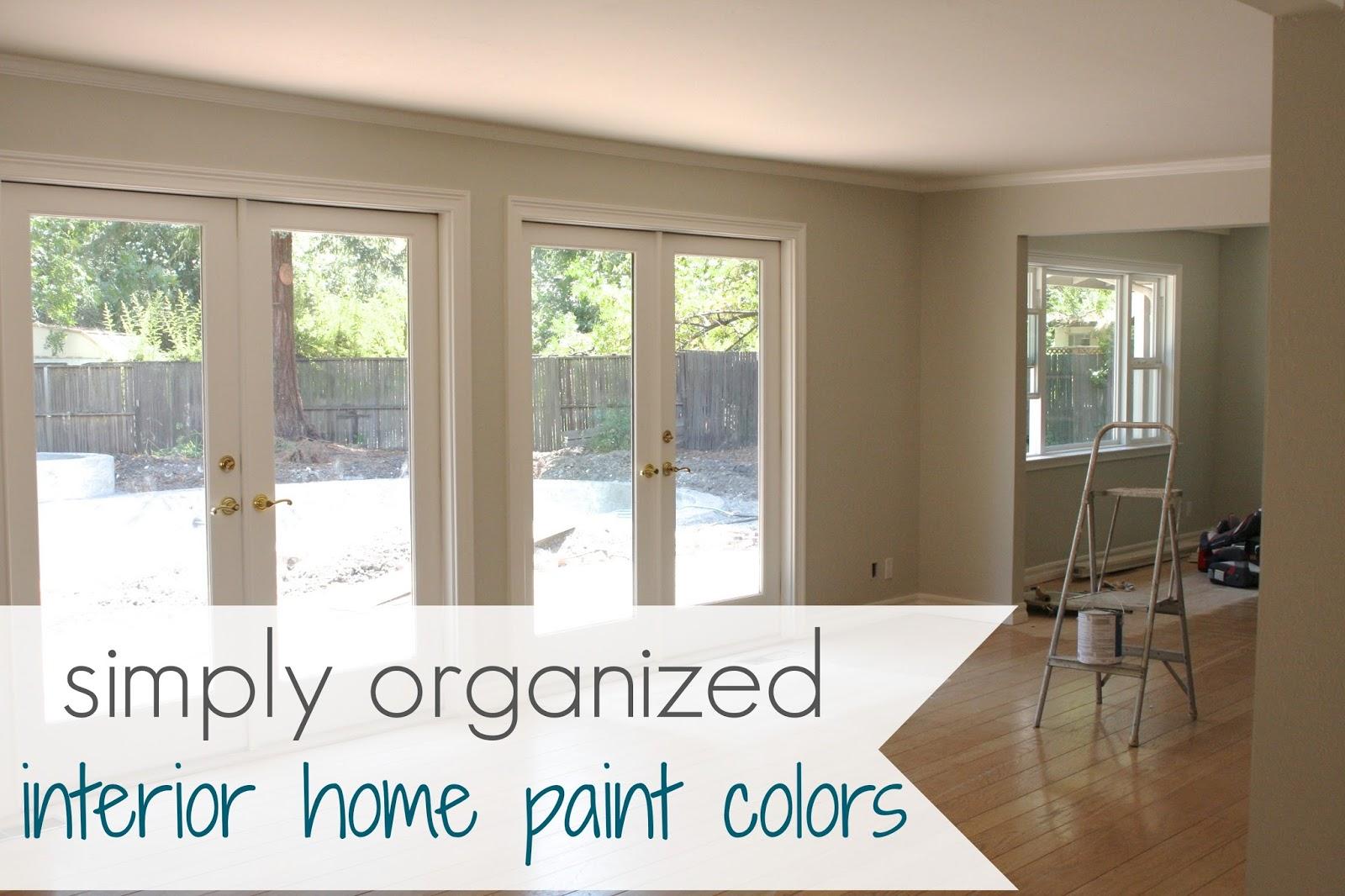 interior house paint schemes photo - 6