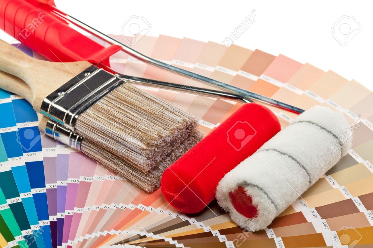 interior house painting equipment photo - 10