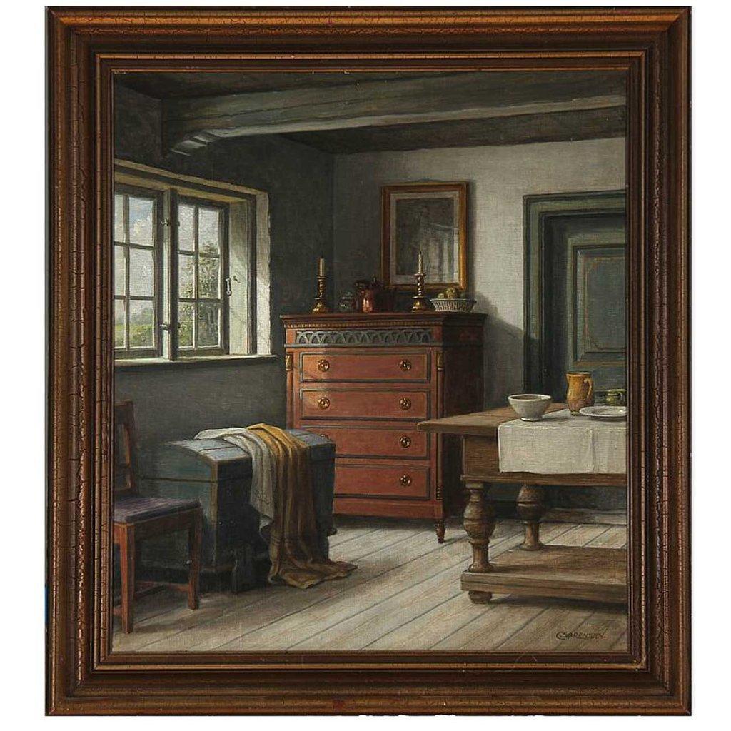 interior house painting equipment photo - 5