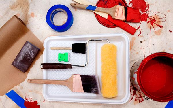 interior house painting equipment photo - 7