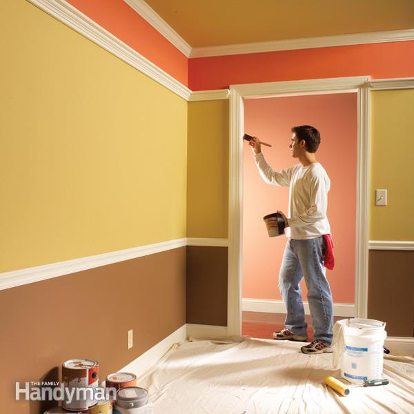 interior house painting tips photo - 6