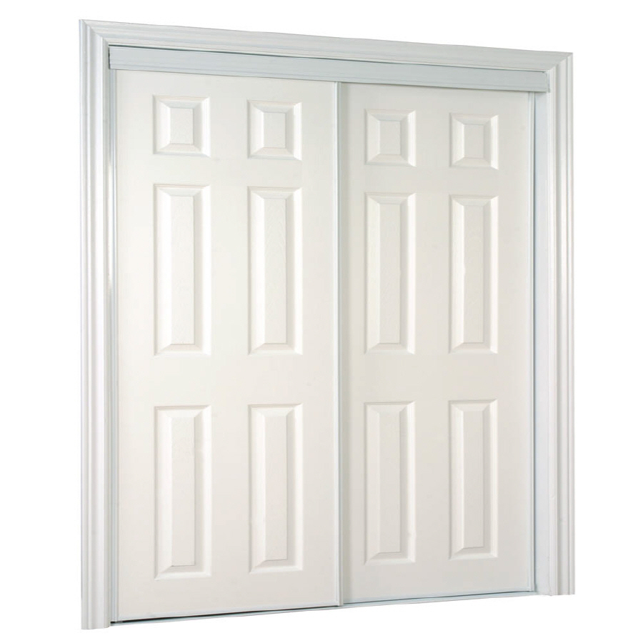 interior sliding closet doors lowes 5 2032 84710