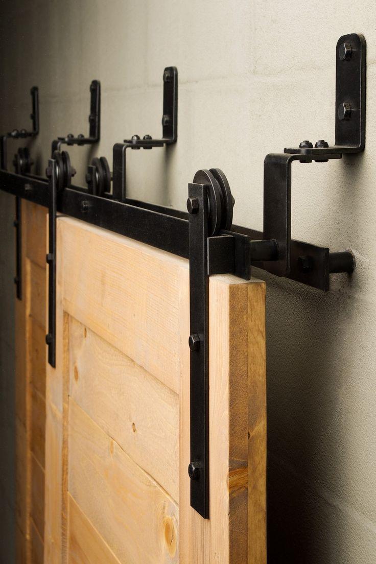 interior sliding door gear set photo - 3