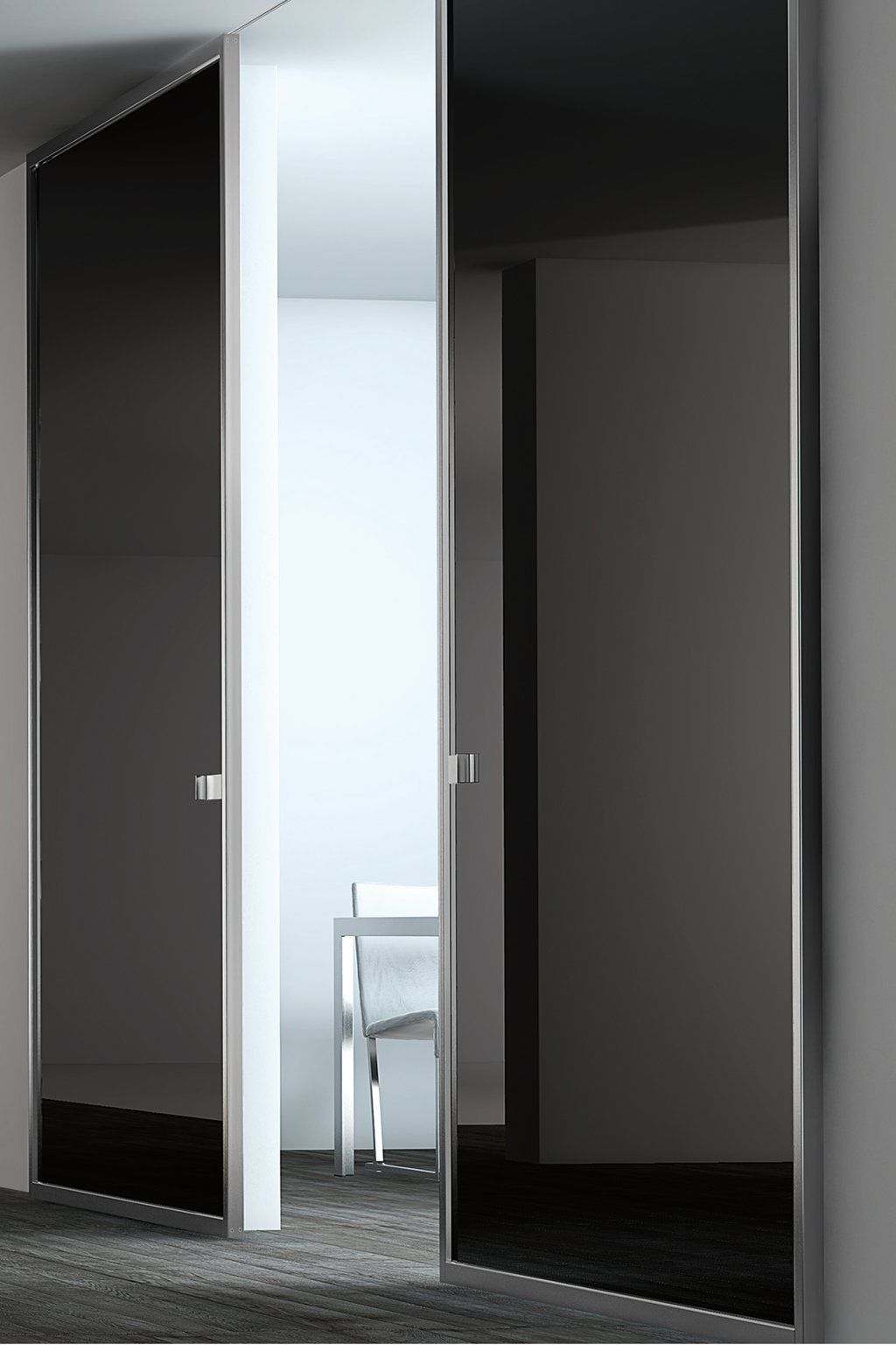 interior sliding doors aluminum photo - 10