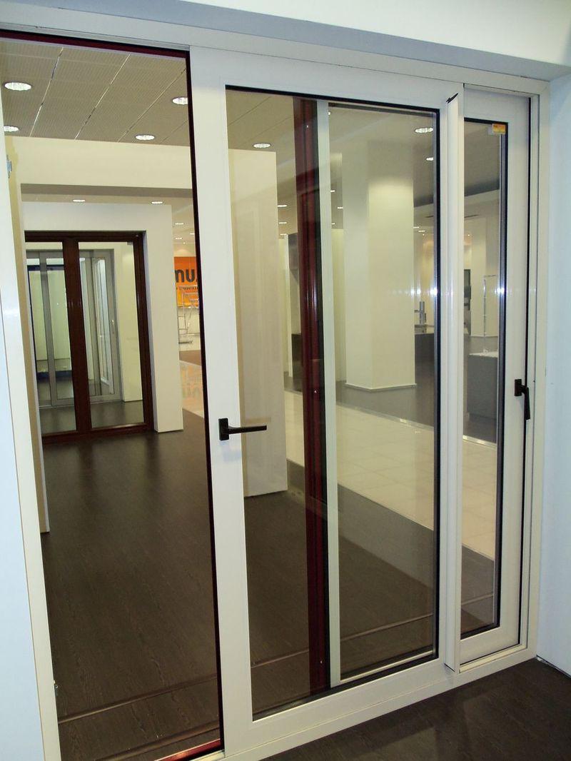 interior sliding doors aluminum photo - 3
