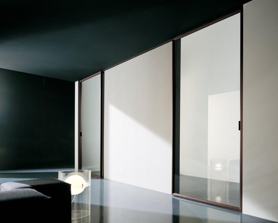 interior sliding doors aluminum photo - 6