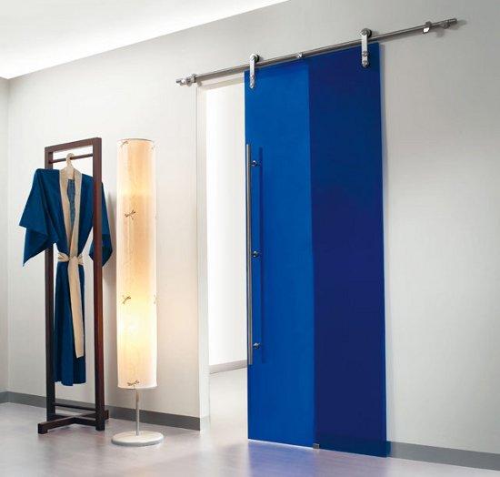 interior sliding doors bathroom photo - 7