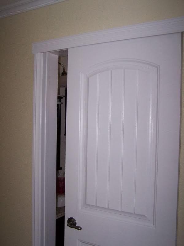 interior sliding doors bathroom photo - 8