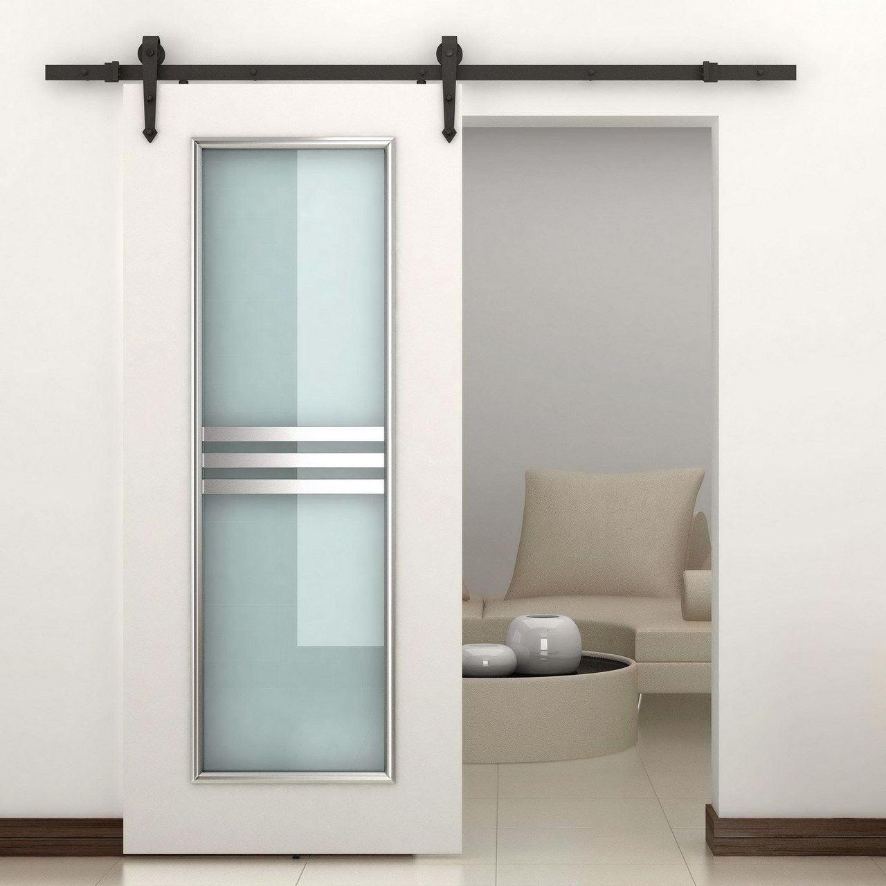 interior sliding doors hardware photo - 2