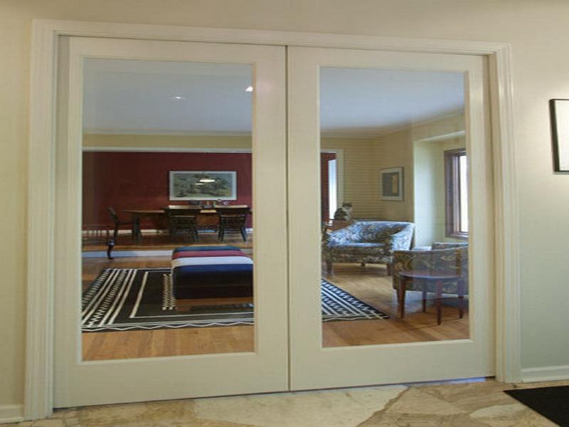 Interior sliding doors installation hawk haven - Installing sliding doors interior ...