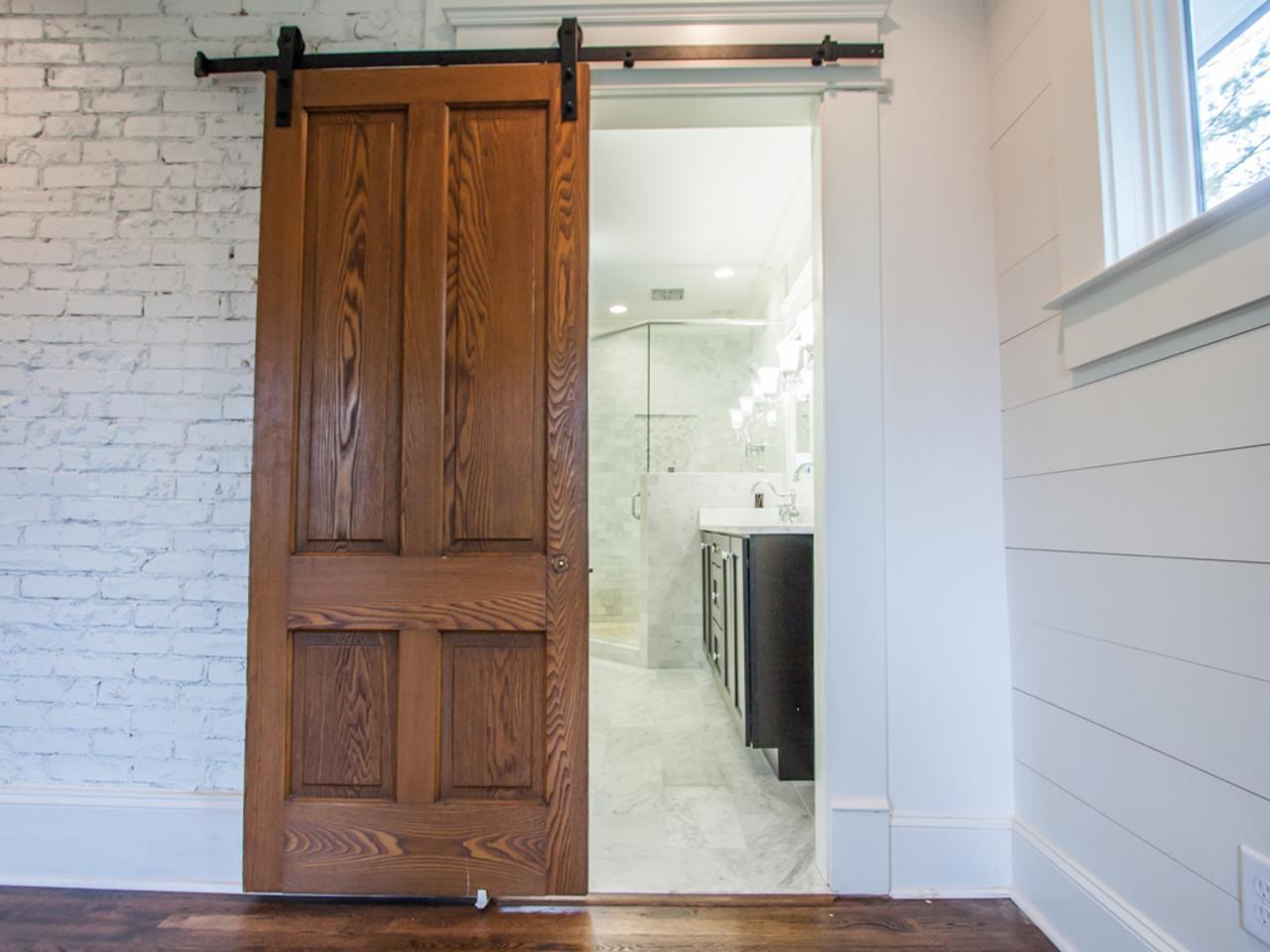 interior sliding doors installation photo - 3