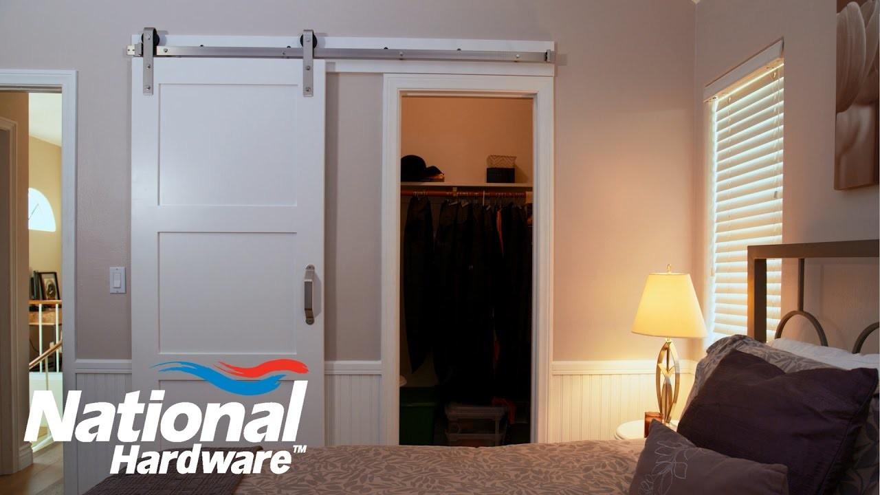 interior sliding doors installation photo - 4