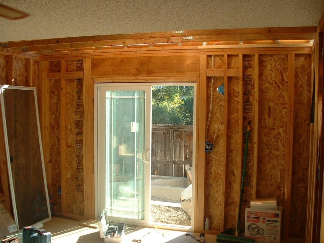 interior sliding doors installation photo - 6