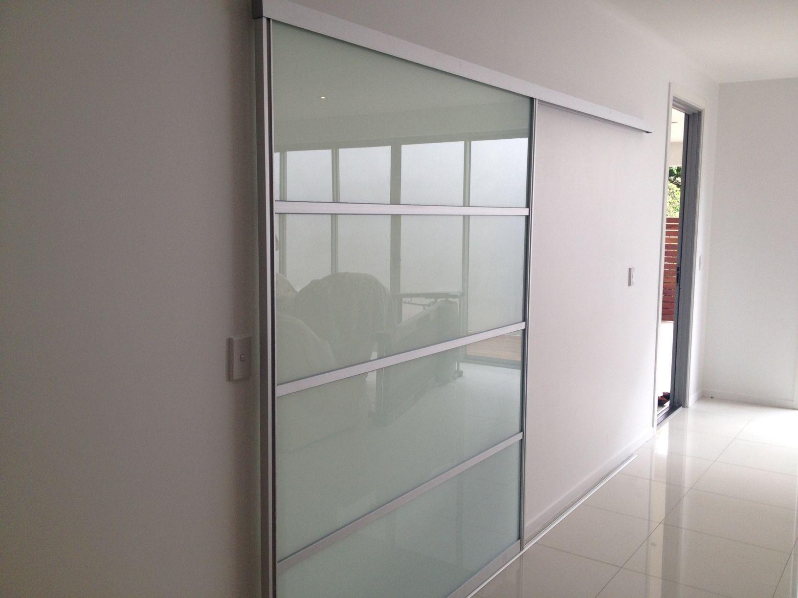 interior sliding doors installation photo - 7