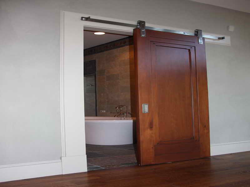 interior sliding doors wall slide photo - 2