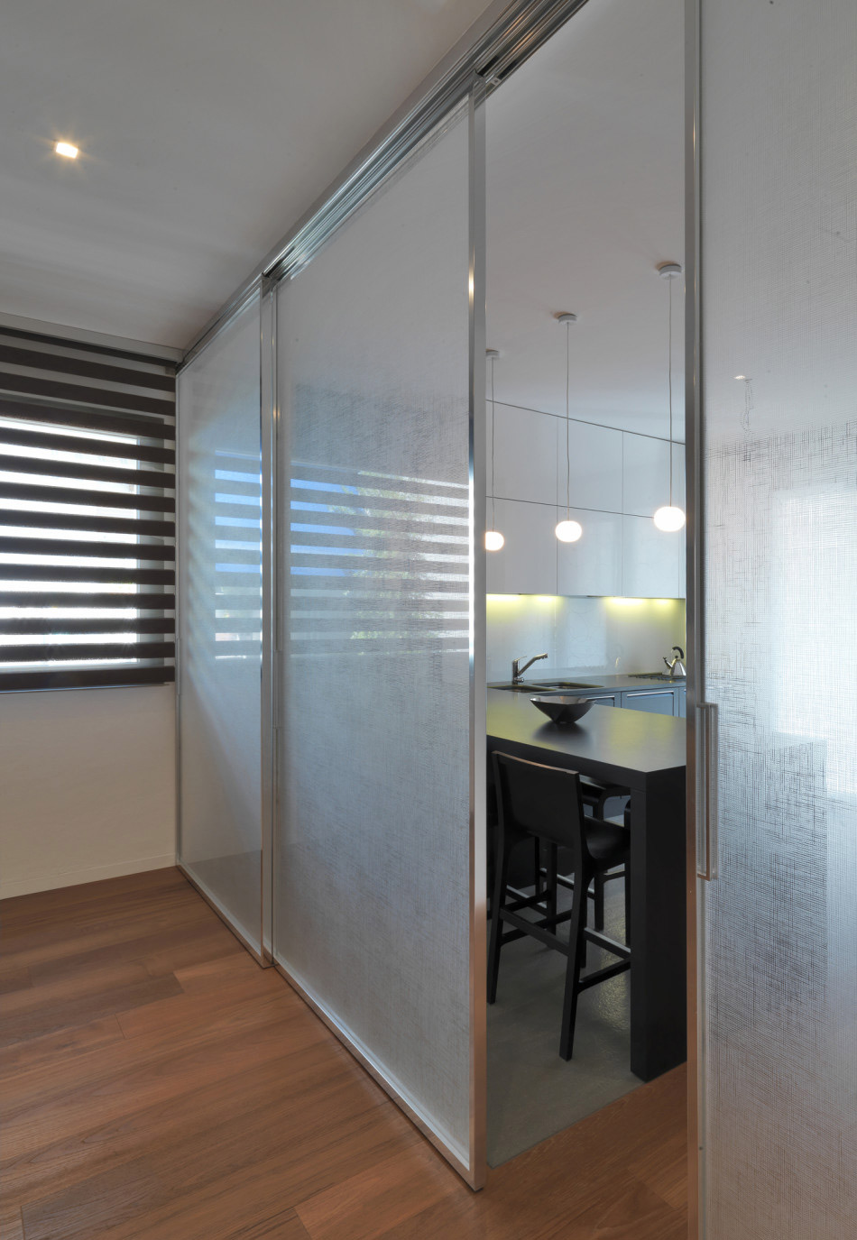 interior sliding doors wall slide photo - 7
