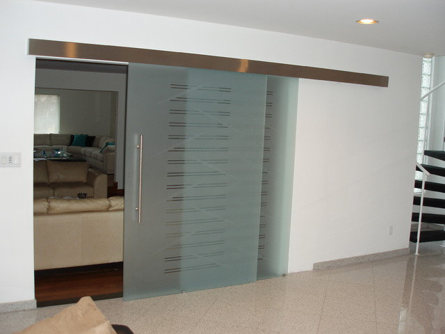 interior sliding doors wall slide photo - 8
