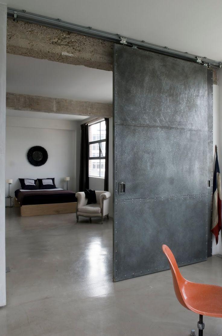 Interior Sliding Metal Doors Hawk Haven