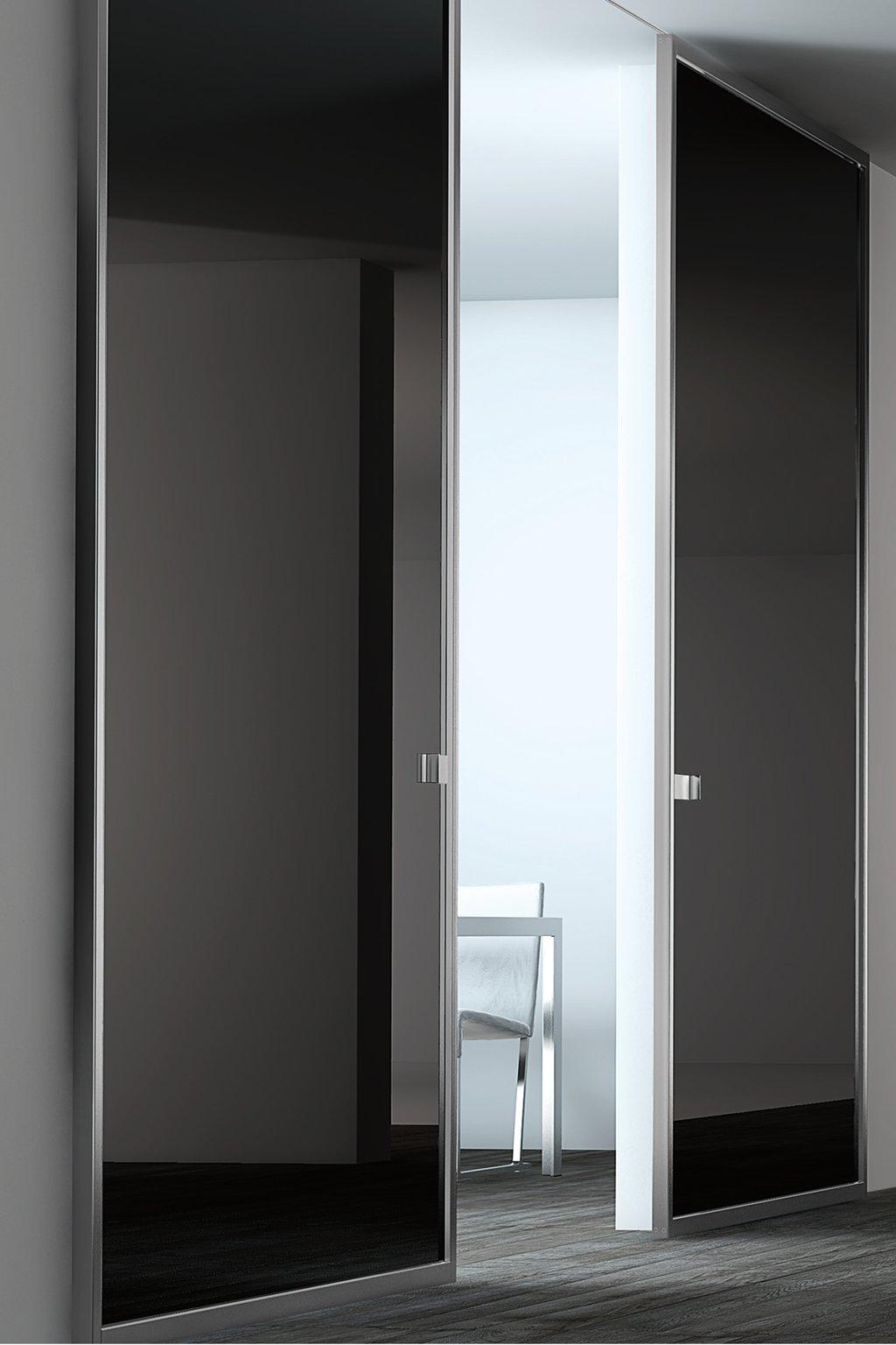 interior sliding metal doors photo - 7