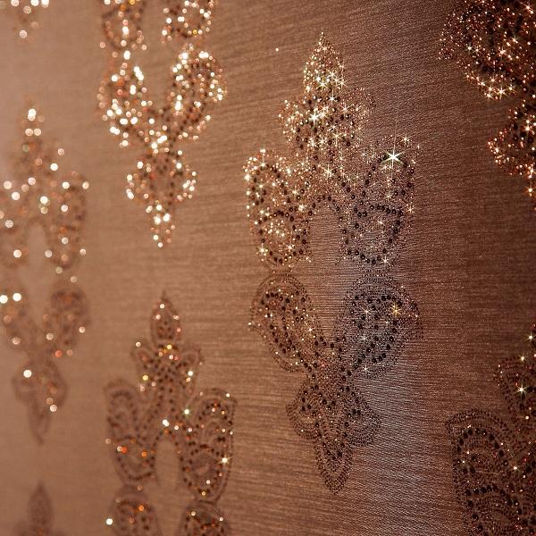 interior wall paint glitter photo - 8