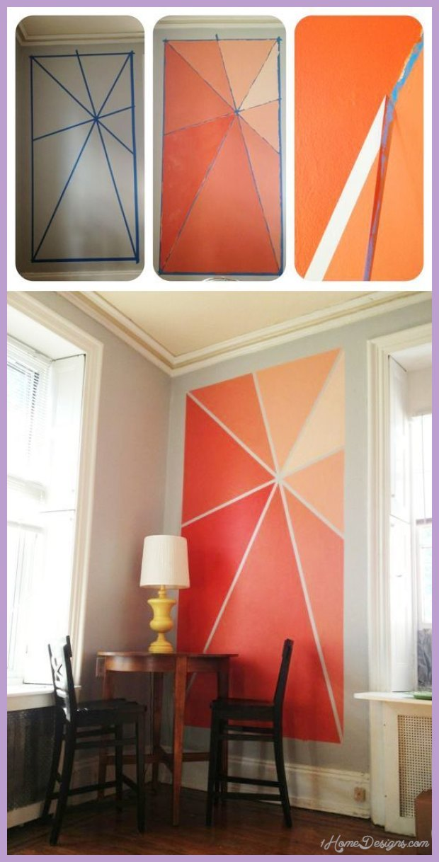 interior wall painting design photos photo - 3