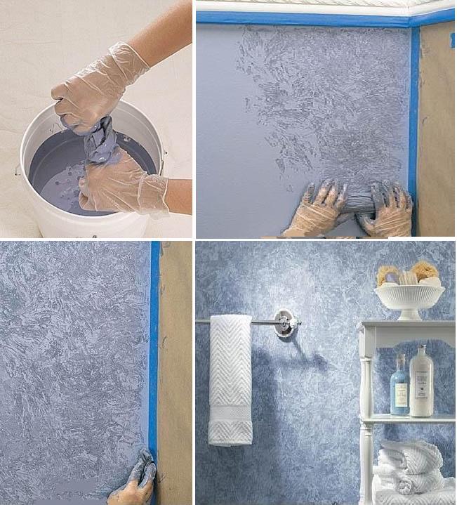interior wall painting diy photo - 2