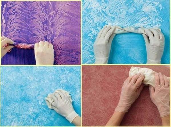 interior wall painting diy photo - 4