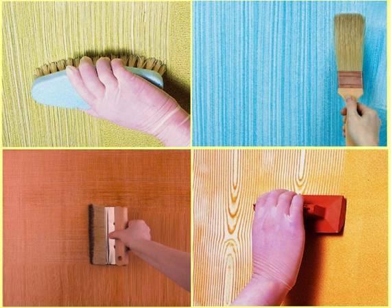 interior wall painting diy photo - 7