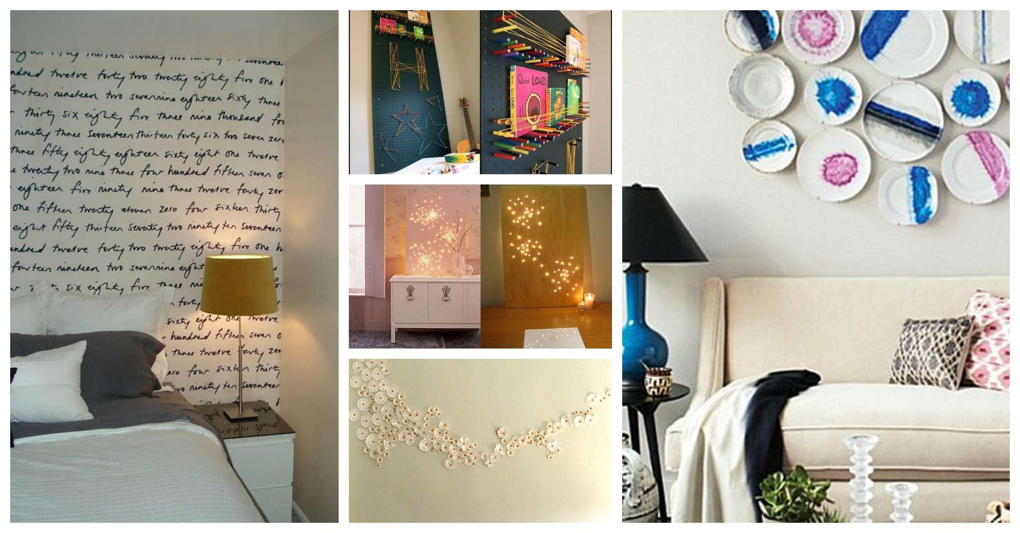 interior wall painting diy photo - 9