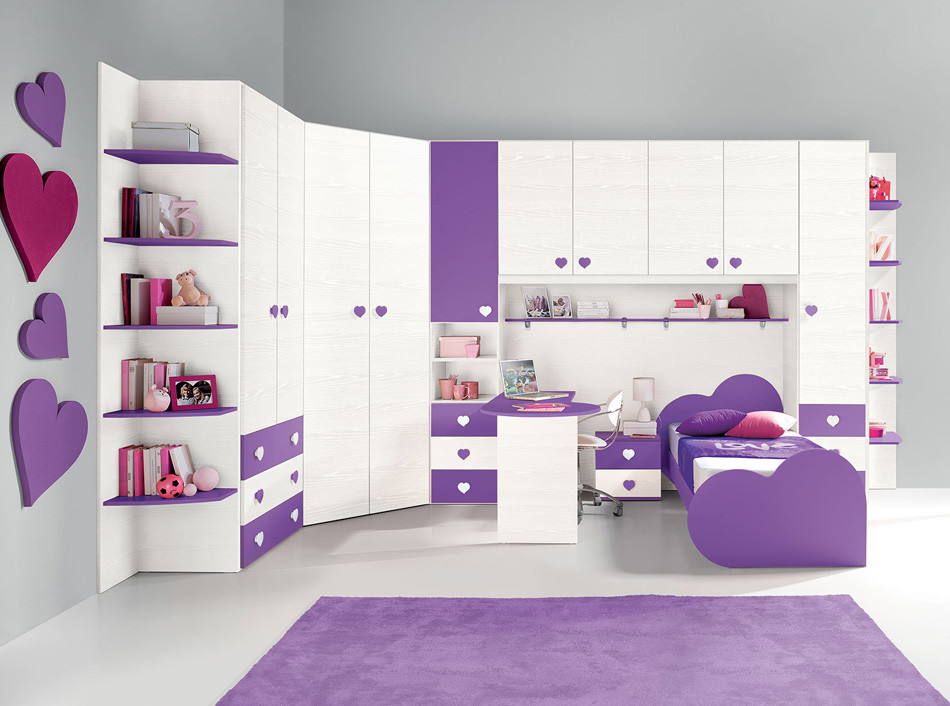 italian bedroom furniture for kids photo - 2