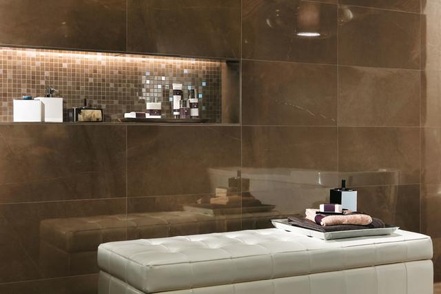 Italian Marble Tile Bathroom Hawk Haven