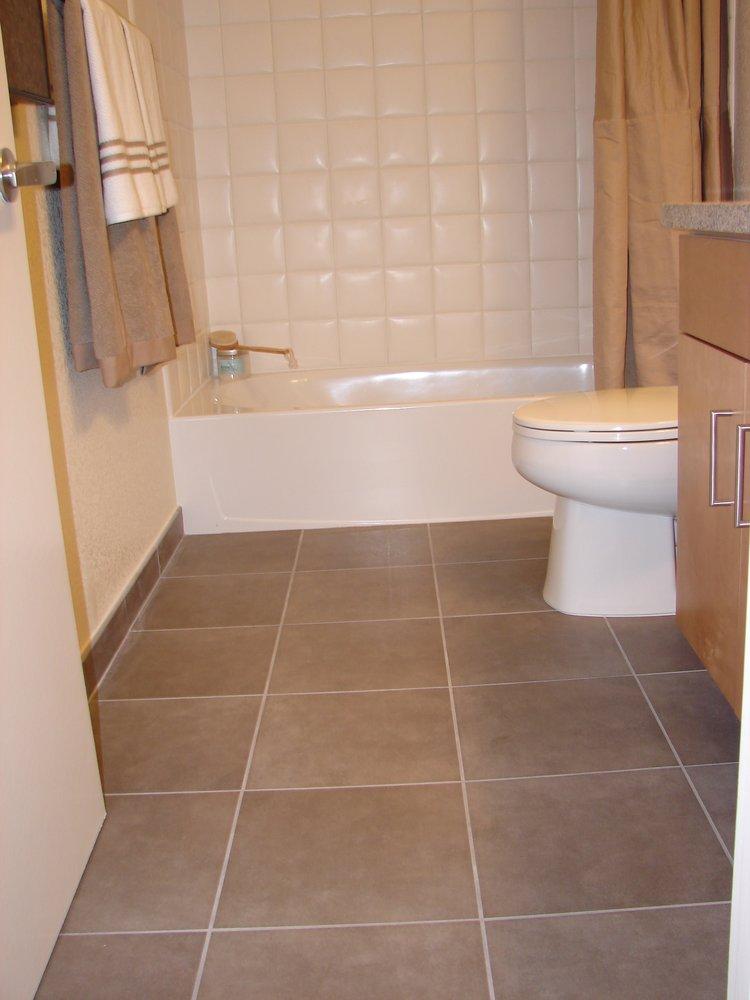 italian tile bathroom photo - 2