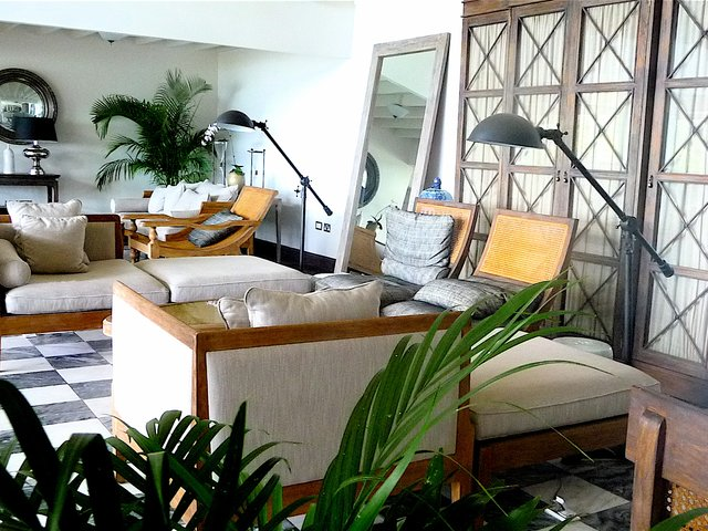 jamaican living room designs photo - 8