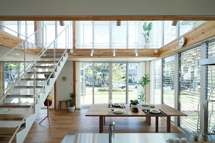 japanese house architecture interiors photo - 3