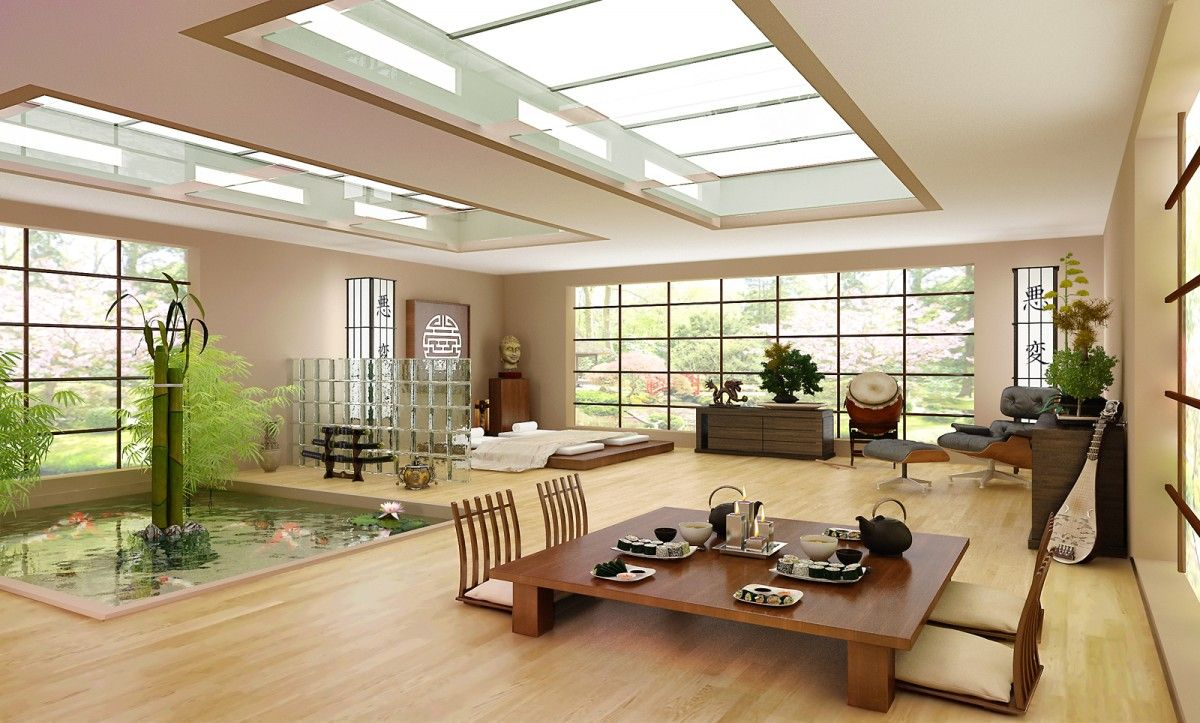 japanese house architecture interiors photo - 8