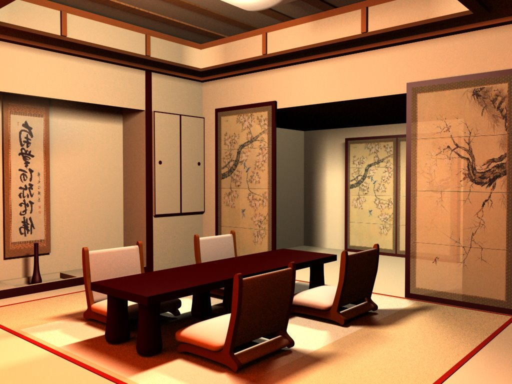 japanese house interior photo - 1