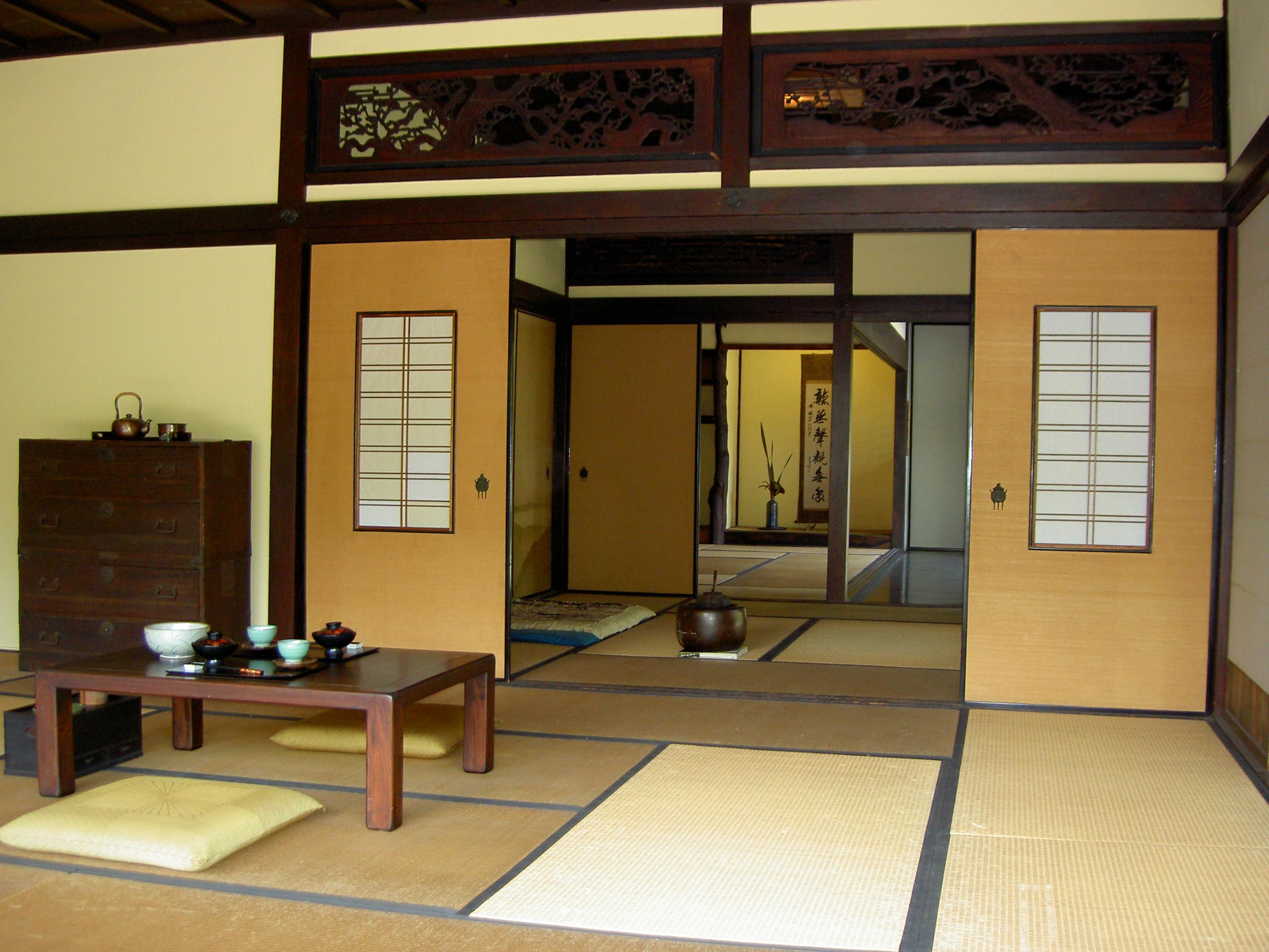 japanese house interior photo - 10