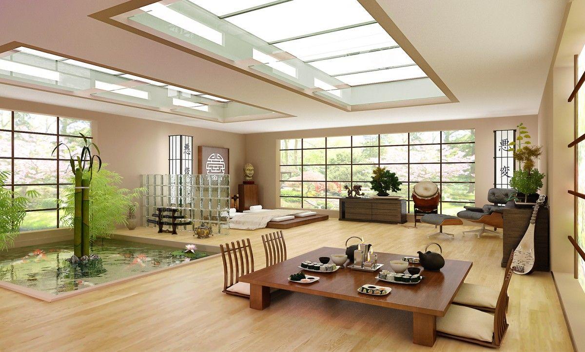 japanese house interior photo - 5