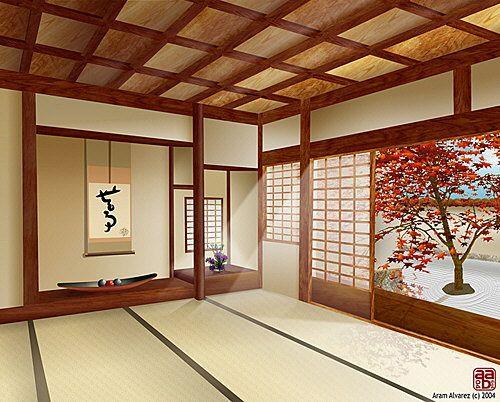 japanese house interior photo - 6