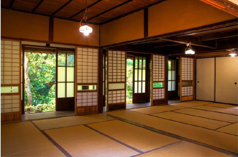 japanese house interior photo - 8