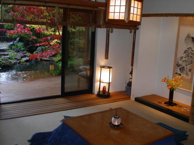 japanese house interior photo - 9